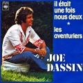 pochette - Il était une fois nous deux - Joe Dassin