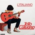 pochette - L'Italiano - Toto Cutugno