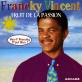 pochette - Fruit de la passion - Francky Vincent