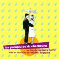 pochette - Les parapluies de Cherbourg - Michel Legrand