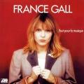 France Gall - Tout pour la musique Piano Sheet Music