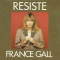 Partition piano Résiste de France Gall