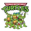 pochette - Tortues ninja - Peter Lorne