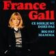 pochette - Ce soir je ne dors pas - France Gall