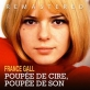 Partition piano Poupée de cire, poupée de son de France Gall