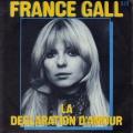 Partition piano La déclaration d'amour de France Gall