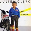 pochette - Coeur de Rocker - Julien Clerc