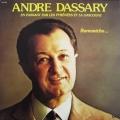 pochette - Ramuntcho - André Dassary
