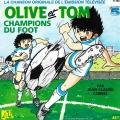 pochette - Olive et tom champions de foot - Jean-Claude Corbel