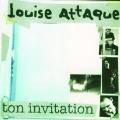 pochette - Ton invitation - Louise Attaque