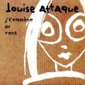 pochette - Je t'emmène au vent - Louise Attaque