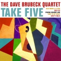 Partition saxophone alto Take Five de Dave Brubeck