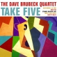 Pochette - Take Five - Dave Brubeck