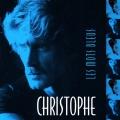 pochette - Les mots bleus - Christophe