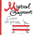 Partition piano Mistral Gagnant de Coeur de pirate