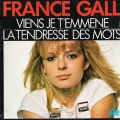 France Gall - Viens je t'emmène Piano Sheet Music