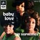 Partition piano Baby Love de The Supremes