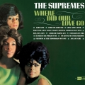 pochette - Where Did Our Love Go - The Supremes