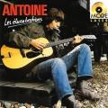 pochette - Les élucubrations d'Antoine - Antoine