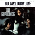 pochette - You Can't Hurry Love - The Supremes