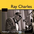 pochette - Hallelujah, I Love Her So - Ray Charles