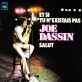 Partition piano Et si tu n'existais pas de Joe Dassin