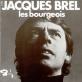 pochette - Les bourgeois - Jacques Brel