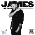 pochette - Impossible - James Arthur