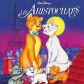 pochette - Des gammes et des arpèges  - Les aristochats
