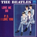 pochette - Love Me Do - The Beatles