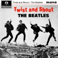 pochette - Twist And Shout - The Beatles