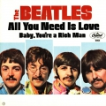 pochette - All You Need Is Love - The Beatles