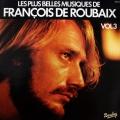 pochette - Amour mariage - François De Roubaix