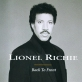 Lionel Richie - All Night Long Piano Sheet Music