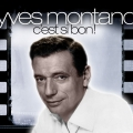 pochette - C'est si bon - Yves Montand