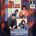 pochette - Penny Lane - The Beatles