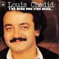 pochette - L'amour S.M.S.P.M. - Louis Chedid