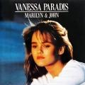 pochette - Marilyn et John - Vanessa Paradis
