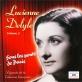 Pochette - Sous les ponts de Paris - Lucienne Delyle