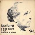pochette - C'est extra - Léo Ferré