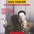 pochette - Insensiblement - Jean Sablon