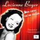 Pochette - Parlez moi d'amour - Lucienne Boyer