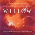 pochette - Willow's Theme - James Horner