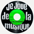 pochette - Je joue de la musique - Calogero