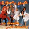 pochette - La chenille - La bande à Basile