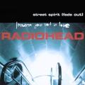 pochette - Street Spirit (Fade Out) - Radiohead