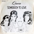 pochette - Somebody to Love - Queen