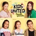 pochette - La tendresse - Kids United