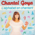 pochette - L'alphabet en chantant - Chantal Goya