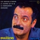 pochette - Marquise - Georges Brassens